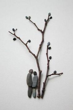 DIY stones eco manufaktura - great idea by Pebble Art: