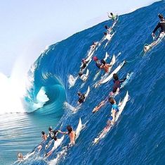 Big violet Crush extreme #surfer #a
