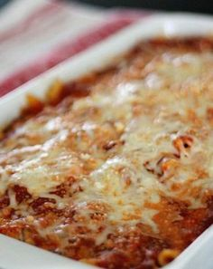 If Ina Garten is our Food Network go-to for impressive, fancier meals to serve to dinner guests, then Ree Drummond—the Pioneer Woman—is our everyday standby. Her recipes are simple, satisfying and perfect for weeknights. Here, 17 of our favorites. Italian Dishes, Italian Recipes, Ziti Al Horno, Beef Recipes, Cooking Recipes, Pasta Bake Recipes, Quick Recipes, Cooking Games, Ricotta Cheese Recipes Pasta