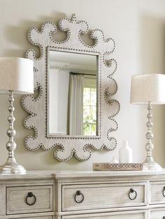 Oyster Bay Hempstead Vertical Mirror   Lexington Home Brands