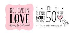 Blend (30% discount, family 68€) - https://fontsdiscounts.com/blend-30-discount/