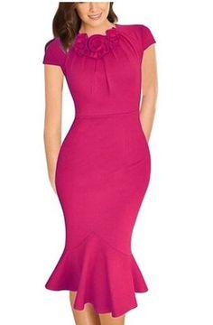 retro dress, modest fashion, modest style