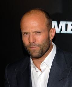 Jason Statham Jets Back From Holiday For The Mechanic Premiere