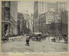 1899 New York Architecture Images- Manhattan Institute