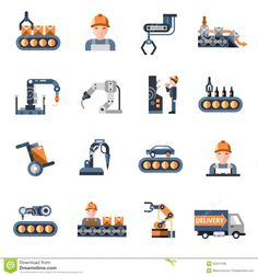 production-line-icons-industrial-factory-manufacturing-process-set-isolated-vector-illustration-52247448.jpg (JPEG Image, 1300 × 1390 pixels)