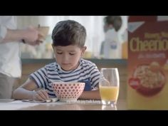 Cheerios US Hispanic Bilingual - YouTube