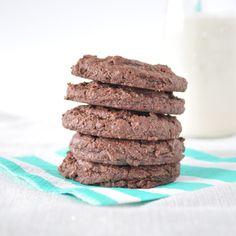 Chocolate Pixie Cookies
