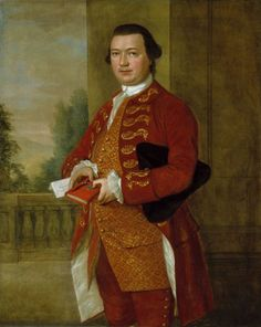 Alexander Grant, 1770, by Cosmo Alexander