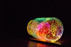 devianart glow jar