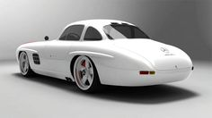 Gullwing-America is about to remake the legendary Mercedes 300 SL Gullwing Panamericana Ferrari 456, Porsche Carrera, Automobile, Mercedes Benz Maybach, Mercedes Models, Auto Retro, Retro Cars, Classic Mercedes, Amazing Cars