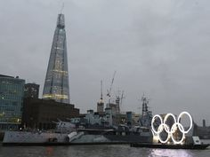 Olympic Rings Lights