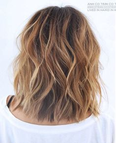 Chic and wavy
