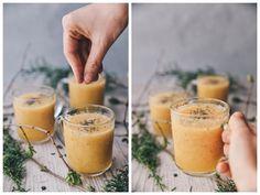 citrusové smoothie
