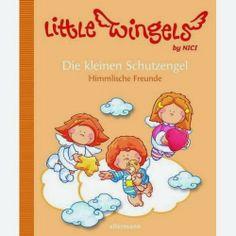 Büchereckerl: Little Wingels – Himmlische Freunde