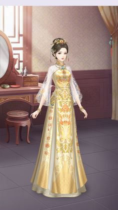 Hanfu, Anime Outfits, Victorian, Sweet, Clothes, Dresses, Fashion, Dress, Sketch