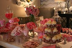 """Delectable Pink """"Candy Bar"""""""