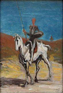 Don Quixote - Wikipedia. External link to Bokkluben World Library.