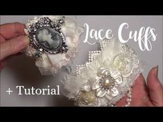 These are the cuffs I made back in July, I thought I'd lost this footage but hadn't :) thank you for watching Music: All music is by Kevin MacLeod of Incompe...