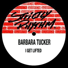 Barbara Tucker — I Get Lifted (studio acapella)