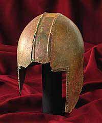 Macedonian Documents: Macedonian helmet - Progon, Bukri