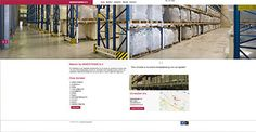 Website logistiek www.webspice.be