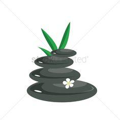 Spa stones vectors, stock clipart , #spon, #stones, #Spa, #vectors, #clipart, #stock #affiliate