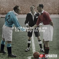 It's not how big you are it's how big you play  #Soccer #Football #bolakaki #sepakbola #indonesia #indonesian #motivasi #quote #quotes #quoteoftheday #quotedaily #quotegram  #quoteringsek #yangterdalam #motivasihidup #quotestoliveby #quotestags #quoted #quotesoftheday #quotesandsayings #quotesaboutlife  #quotesofinstagram #quotesforyou #quotesoflife #quoteofday  #quotefortheday #quoteoftheweek #quotegram #gosportee #gosporteeindonesia by @gosportee via http://ift.tt/1RAKbXL
