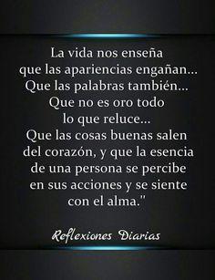 Prayer Quotes, Sad Quotes, Wisdom Quotes, Best Quotes, Motivational Quotes, Spanish Inspirational Quotes, Spanish Quotes, Life Lesson Quotes, Life Quotes