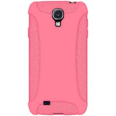 Amzer® Silicone Skin Jelly Galaxy S4 Case - Baby Pink