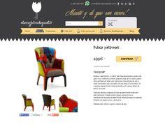 Decojóndepato. Tienda de decoración. www.decojondepato.com #web #ecommerce