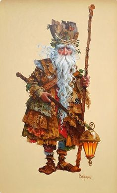 James Christensen | Troll
