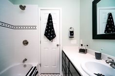 Bathroom Staging