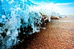roar of the waves~~~