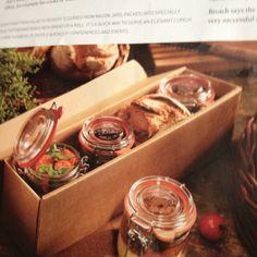 Great Idea For Box Lunch Service Lunches Bo School Picnic