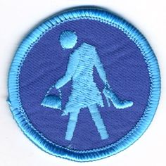 Walk of Shame Patch  I don't remember this patch from my GS days... ; )