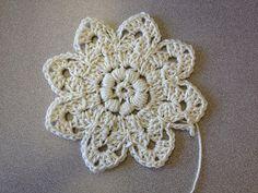 Octagon Flower pattern