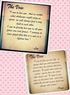 #TheVow #Love #Happines