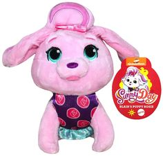 Sunny Day Rosie Puppy Plush Figure 6 * You could discover even more information by visiting the image link. (This is an affiliate link). Top Toddler Toys, Sunny Days, Sunnies, Bunny, Plush, Image Link, Fictional Characters, Art, Baby Toys
