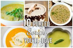 The best pureed soup recipes