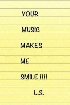 Music I Smile, Make Me Smile, John Mayer, Your Music, Math Equations, How To Make