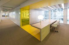 Studio Groen+Schild   Corporate Learning Center Rijkswaterstaat Westraven Utrecht