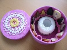 Lovely tatting box