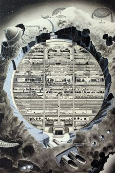 Science Fiction and Architecture in the Work of Frank R. Paul