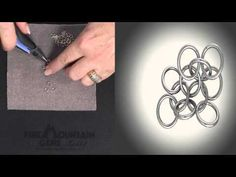 Video Tutorial - How to Begin a European 4-in-1 Chain - Fire Mountain Gems and Beads