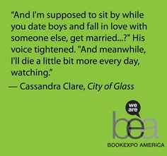 """""""City of Glass"""" by Cassandra Clare reading this caused me insane emotional pain I love jace and how he can be soo so emotional and deep and sarcastic in the same day ughs true love Clary And Simon, Clary And Jace, Clary Fray, Immortal Instruments, Mortal Instruments Books, Jace Lightwood, City Of Glass, Cassandra Clare Books, Clace"""