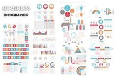 Business Infographic. Human Icons. $12.00