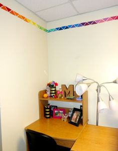 Check out mostlymorgan.com so you can see how to make this easy, diy paint chip wall art!