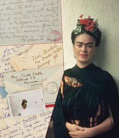 Frida Kahlo Love Letters to Be Auctioned at Doyle New York