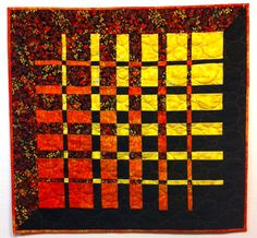 Ricky Tim's Magical Convergence Quilt Class, starts in January!  Cyndi McChesney, instructor.