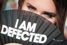 I am Defected #ibiza2013! // ¡Yo Soy Defected #ibiza2013!